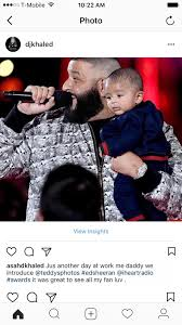 Meme Dj - news dj khaled either posts on ig as his son or pays someone to do