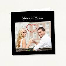 faire part mariage avec photo faire part mariage personnalisé avec votre photo imprimerie rapide
