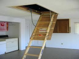 collapsible attic ladder telescoping attic ladder folding attic