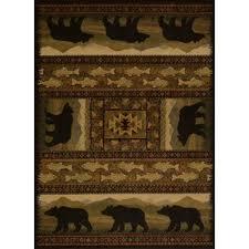 hunting u0026 lodge area rugs you u0027ll love wayfair