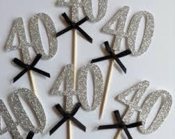 40th birthday party etsy