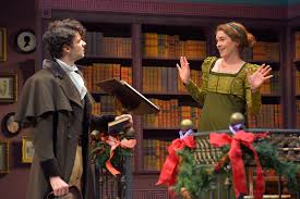 miss bennet christmas at pemberley marin theatre company
