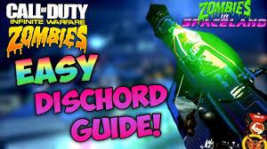 dischord weapon easy tutorial zombies in spaceland wonder
