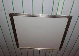 attic access doors eagan manufacturing co inc black rock ar