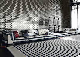 nautical living room design by roche bobois interior design