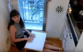 tiny apartment tour in tokyo yummy japan