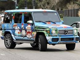 car decorations justin bieber s christmas car decoration cars u