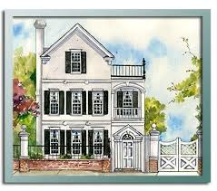 charleston row house plans wonderful 11 landscape federal row house plans residential