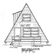 100 a frame house plans with garage a frame scarlett built