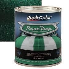 dupli color paint shop finishing system dark emerald green