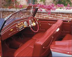 vintage aston martin interior 10 classic italian sports cars you should own heacock classic