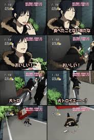 Durarara Meme - durarara mobile wallpaper 858559 zerochan anime image board