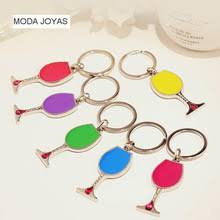 wine glass keychain online get cheap wine glass souvenirs aliexpress alibaba
