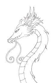 dragon head coloring pages free dragon head coloring pages for kids 1476 dragon head