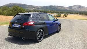 peugeot 308 gti 2018 peugeot 308 gti first drive the sensible hatch