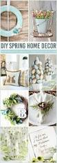 easter diy spring home decor easter and spring
