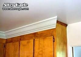 kitchen cabinet trim moulding under cabinet trim moulding creative aesthetic crown moulding for