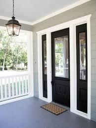 Exterior Door Paint Astonishing Paint Colors For Your Front Door U Studio Mcgee Inside