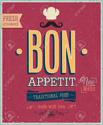 844 bon appetit stock vector illustration and royalty free bon