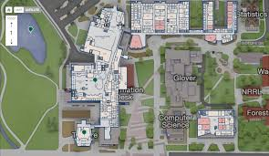 csu building floor plans csu greets students with 3 d move in map the denver post