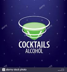 cocktail logo cocktail logo stock photos u0026 cocktail logo stock images alamy