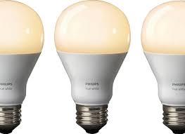 philips 468058 hue white a19 light bulbs 3 pack hue light bulbs hommum com
