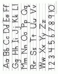 alphabet tracing page 26 letters upper u0026 lower case alphabet