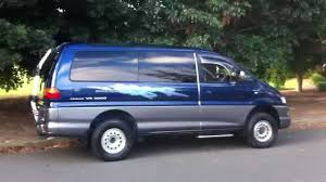 mitsubishi delica for sale delica long wheel base super exceed edward lee u0027s youtube