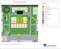 Map Of New Paltz New York by Suny New Paltz Commencement