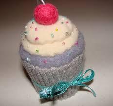 cupcake ornament craft crossing