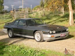twr jaguar xjs full twr 6 0 litre model with 5 speed zf manual gearbox