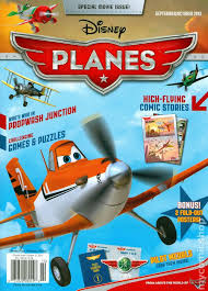 disney pixar presents cars magazine 2011 comic books