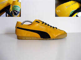 retro ferrari shoes unworn 70 s 80 s vintage puma gold fit shoes made in f u2026 flickr