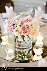 Cheap Centerpiece Ideas For Weddings by Centerpiece Idea I Really Like The Flowers And Water But Not