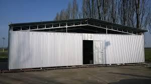 strutture in ferro per capannoni usate 37 capannone in ferro usato idees
