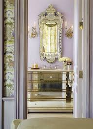 Venetian Mirror Bathroom by Decorating Bath Vanities Traditional Home