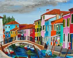 burano venice italy artist forum
