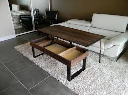 good looking coffee table with storage plans wooden barstools