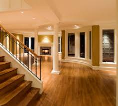 Pictures Of Finished Basement by Finishing Chicago
