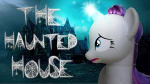 spooky house halloween my little pony stop motion the haunted house halloween nightmare