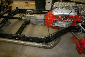 corvette c3 headers side mount headers for a ls1 going in a 64 corvette page 2