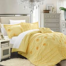 buy solid yellow bedding sets from bed bath u0026 beyond