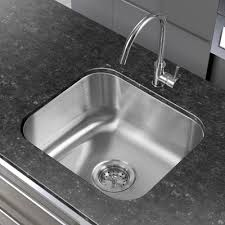Winpro  X  Single Basin Undermount Kitchen Sink  Reviews - Single undermount kitchen sinks