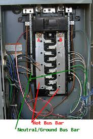 electrical are both legs of a home u0027s power supply equally used