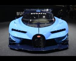 concept bugatti bugatti vision gt gran turismo 2015