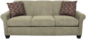 england angie casual rolled arm sofa with accent pillows pilgrim