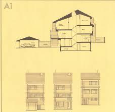 mid century modern and 1970s era ottawa the modern townhouses of