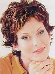 short frizzy hairstyles for women over 50 fine hairstyle short hair cuts for women over 50 bing images