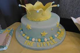 the little prince custom cake for baby shower picture of