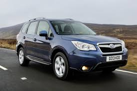 subaru forester 2 0d xc review auto express
